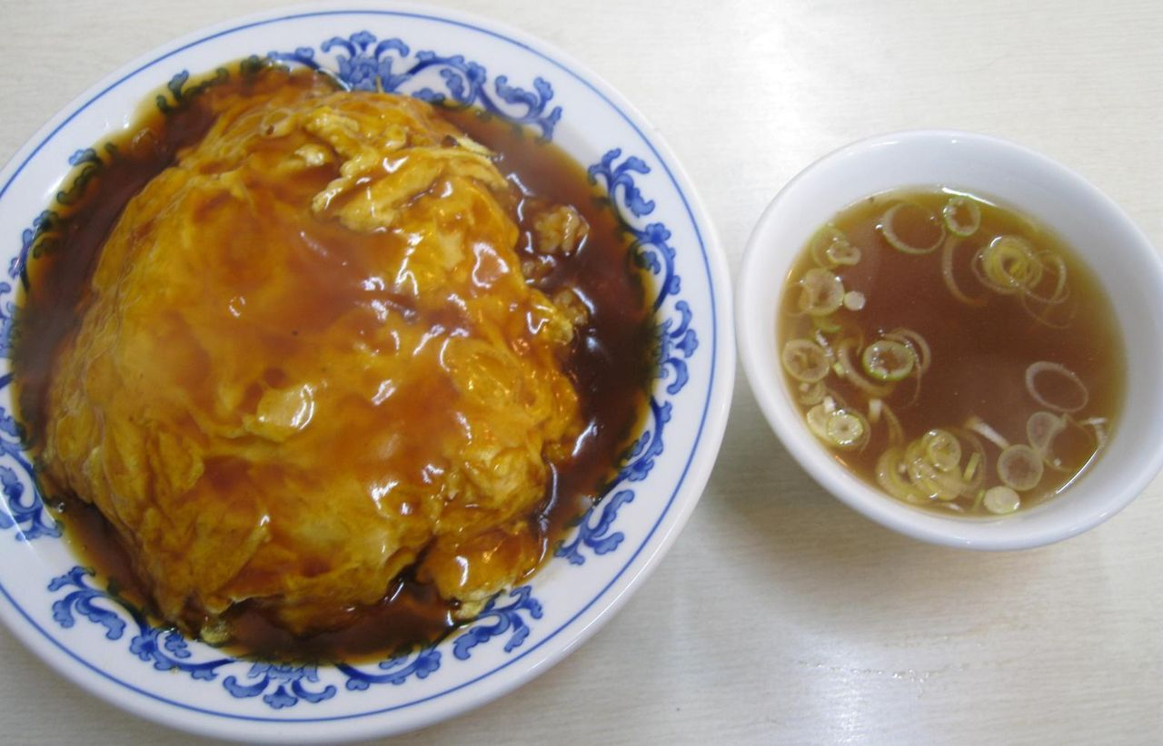 天津丼(プレーン?)