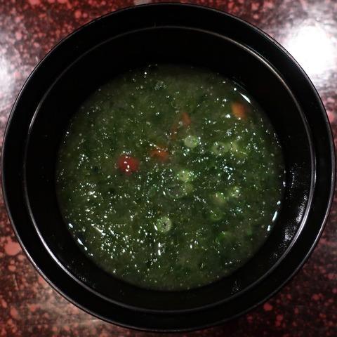 味噌汁(竜乃鮨)
