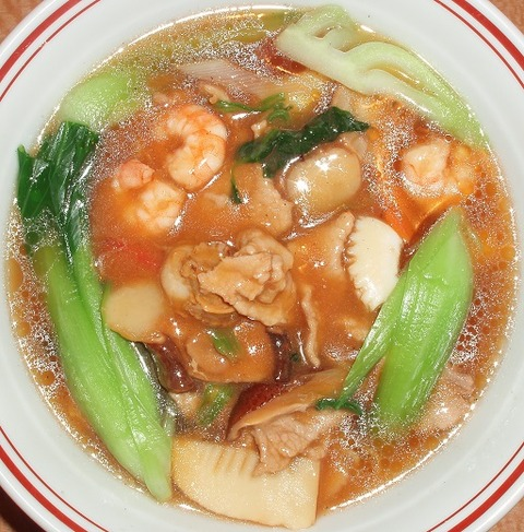 小吃坊(八珍麺)