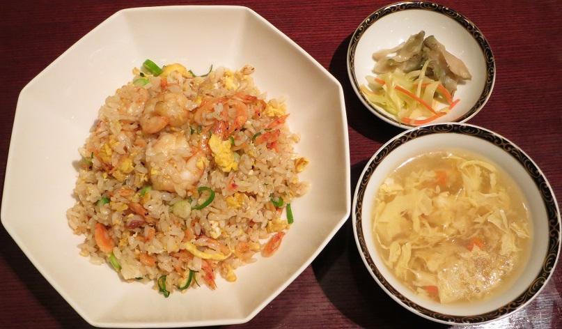 スープ・搾菜付