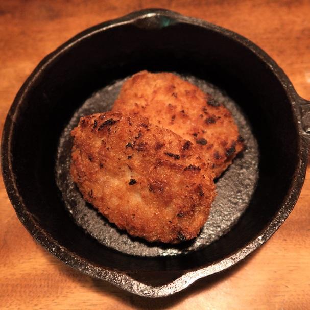 あみ焼コロッケ