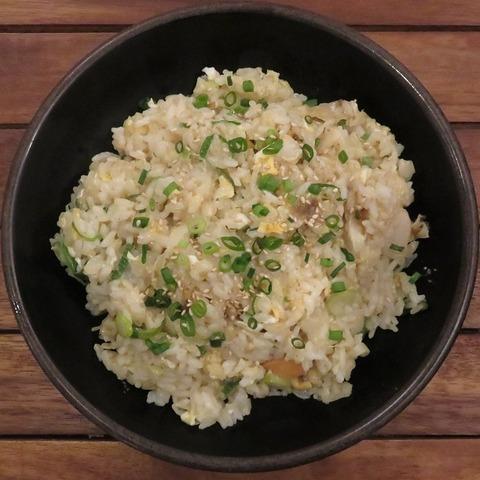 帆立炒飯(浜焼王)538