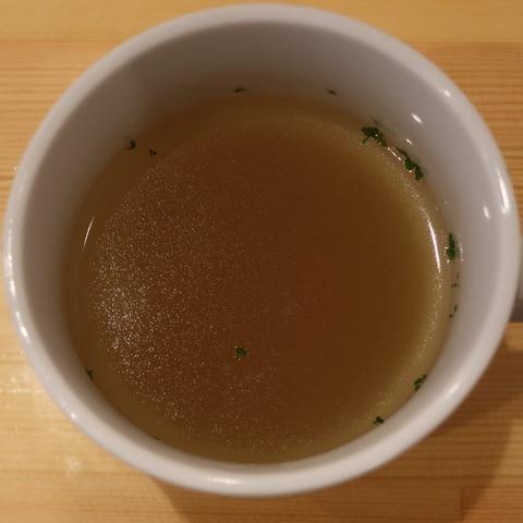 スープ(東山茶房)