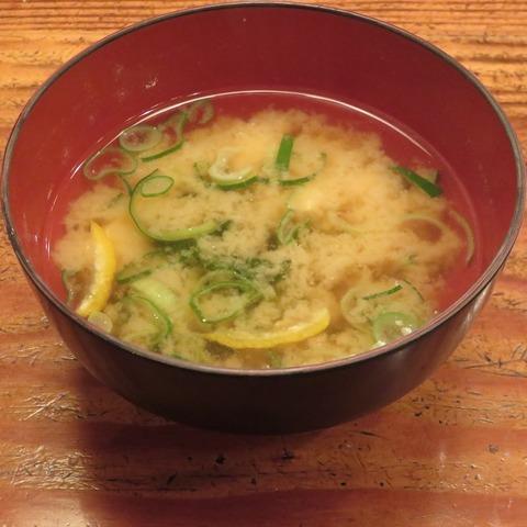 味噌汁(三英)
