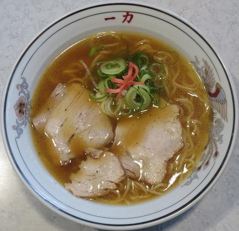 中華そば750