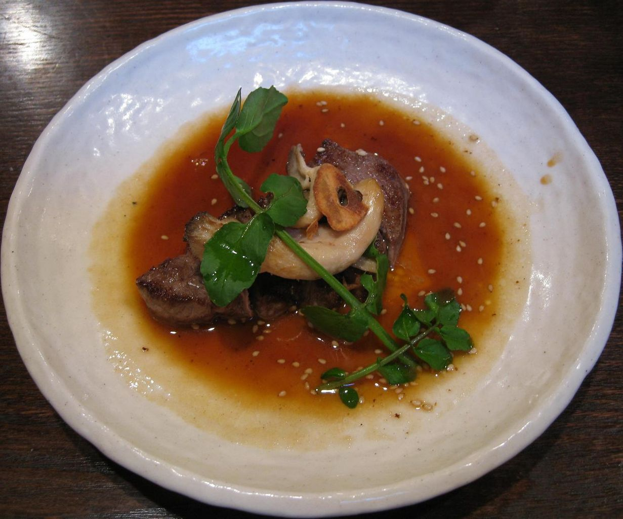 牛フィレ肉のひと口ステーキ