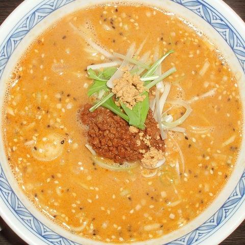 香氣坦々麺