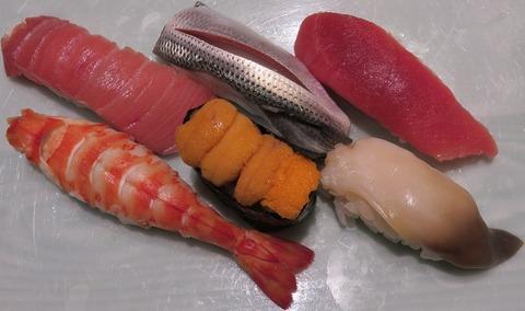 にぎり(一寿司)
