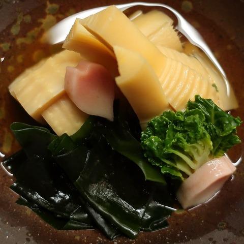 若竹煮(天乃川)1200