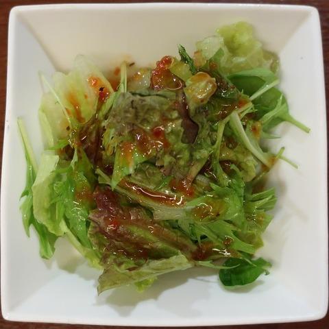 サラダ(シェリキ)