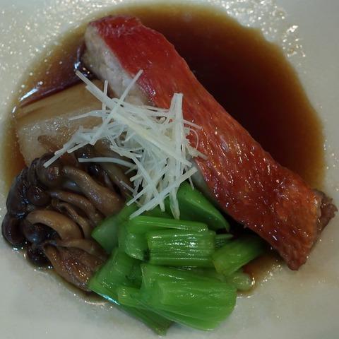 金目鯛煮付(貴よし)980