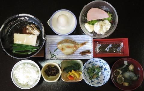 朝食(花ごよみ)