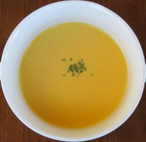 人参冷製スープ(KICCOLY)