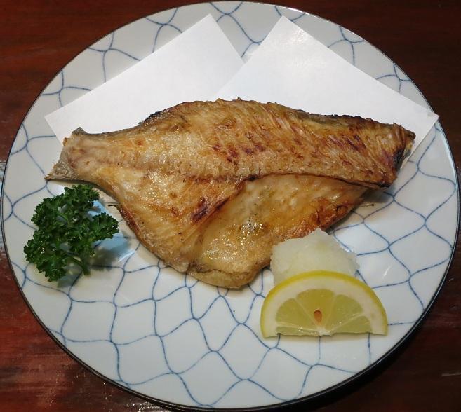 つぼ鯛干物