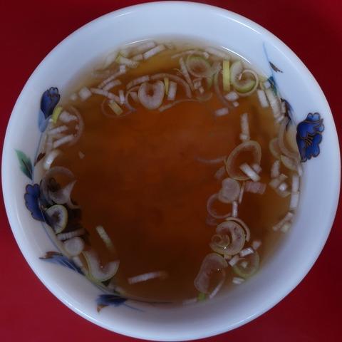 スープ(味味)