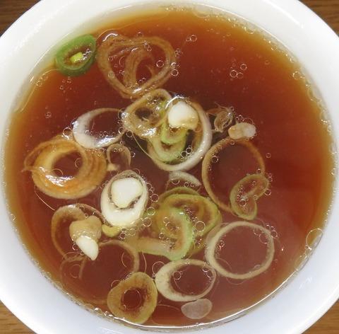 中華丼スープ(萬友亭)