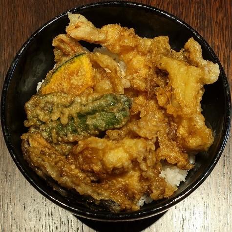 にぎやか天丼(寿々屋)1512