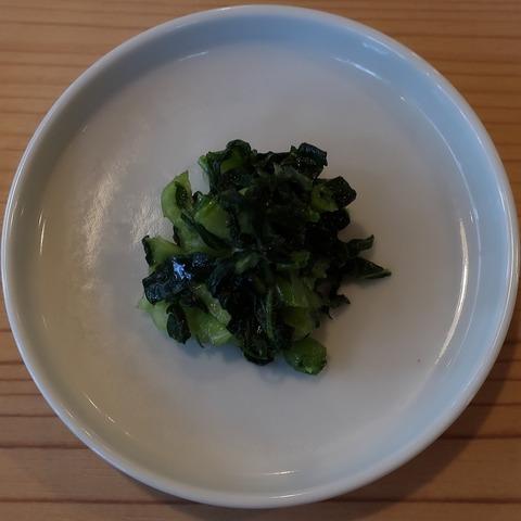 漬物(さき亭)