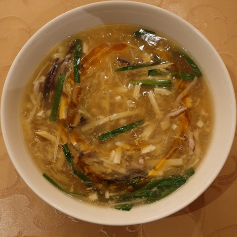 酸辣湯麺(南園)1600