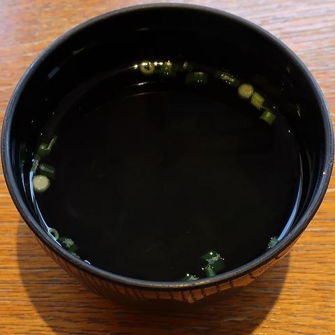 汁(特別食堂)