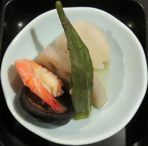 煮物(土蔵食亭)