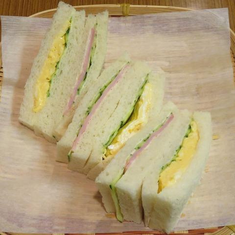 サンドイッチ(ミツヤ)