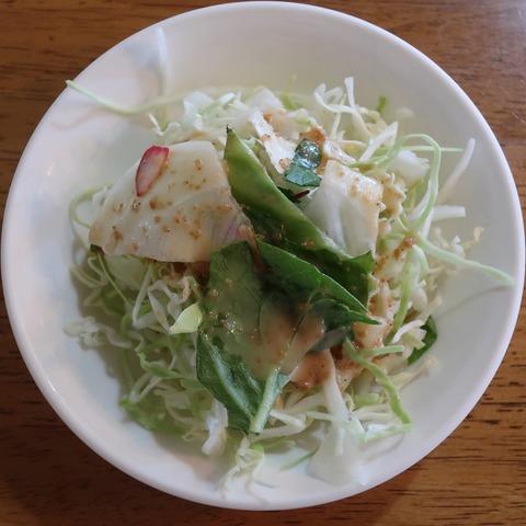 サラダ(まりーさんの木)