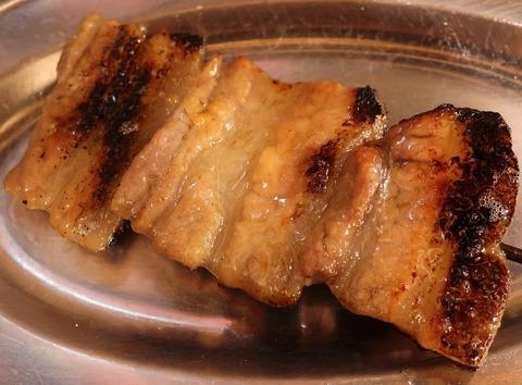豚バラ味噌串(泪橋)180