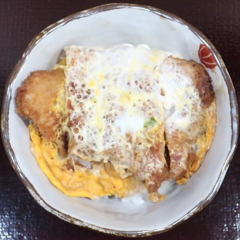 カツ丼(たかや)980