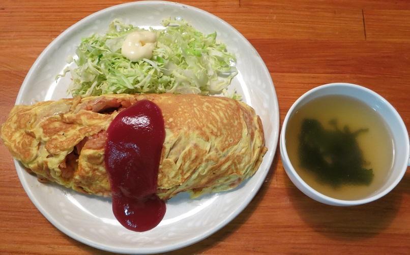 スープ・珈琲付