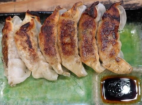 餃子6個(味源)450
