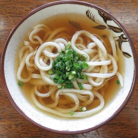 かけうどん小(味庄)190