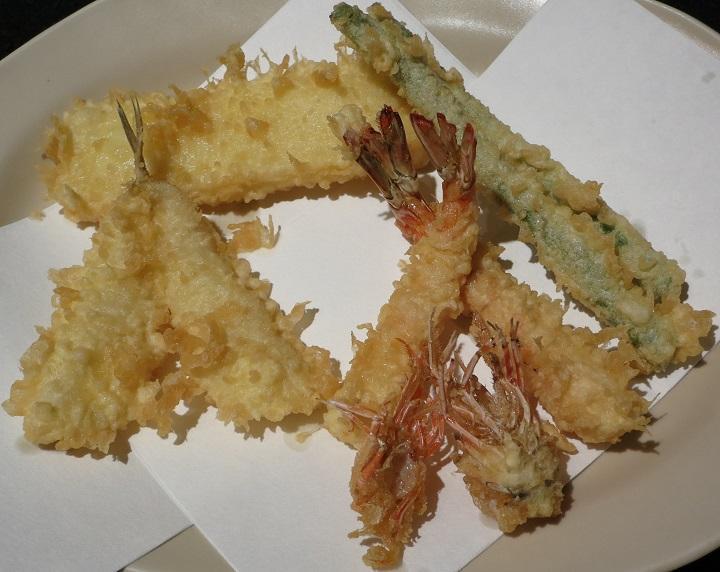 天ぷらその1