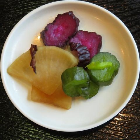 漬物(三ちゃん食堂)