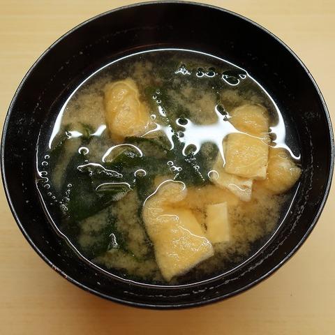 味噌汁(季作)