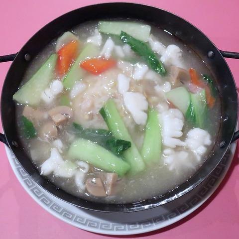 海鮮あんかけ炒飯(五十番)980