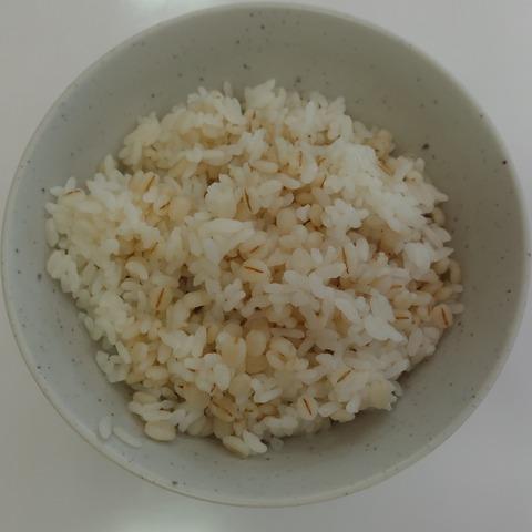 麦飯(いちょう)