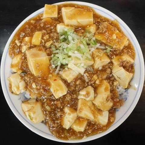 麻婆丼(南京亭東大和)930