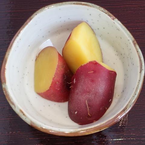 薩摩芋(氷川食堂)