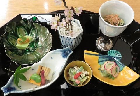 旬菜(なだ万)