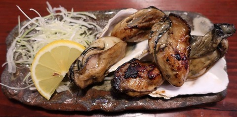 かきバター焼(虎丸)980