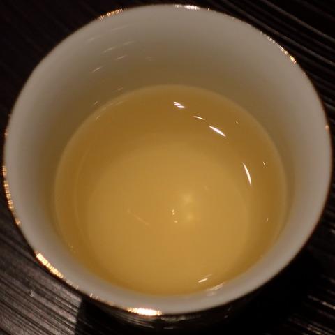 食前酢(蒼樹庵)