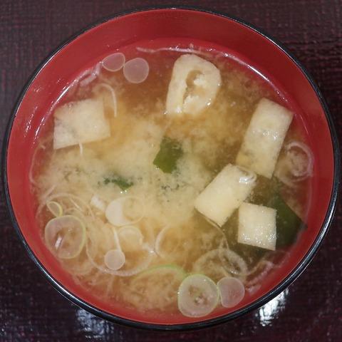 味噌汁(たかや)