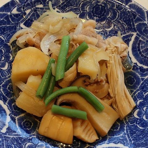 肉じゃが(特別食堂)