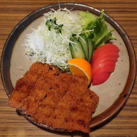 極上ヒレカツ定食(松村)2600