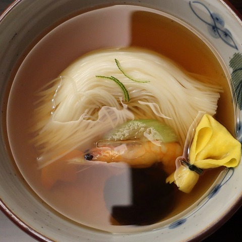 三輪温麺(花菊)1544