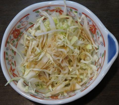 サラダ(長寿庵)
