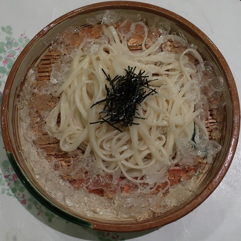 稲庭饂飩(かわむら)864