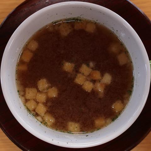オニオングラタンスープ(タンポポハウス)100
