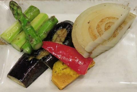 焼野菜(さざんか)
